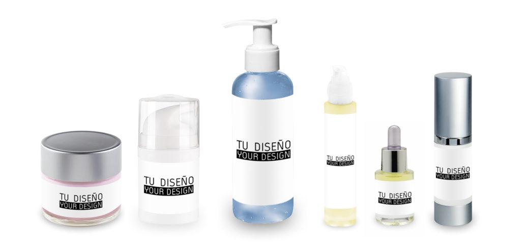 Laboratorio Español de Investigación Cosmetológica, Fabricación de cosmética a terceros. mi propia marca